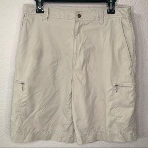 Callaway Golf X Series Lightweight Khaki Short